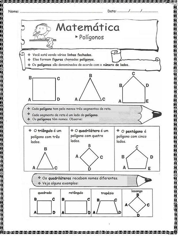 Atividade Dezena E Figuras Geometricas Atividades Figura