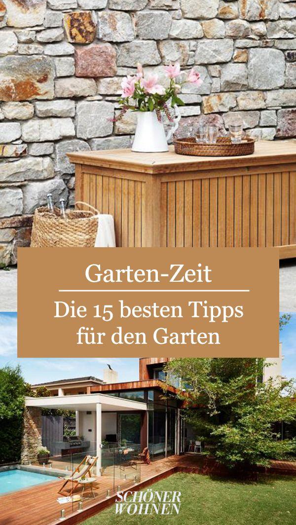 Stauraum Mit Stil Bild 15 In 2020 Garten Gartengestaltung Garten Terrasse