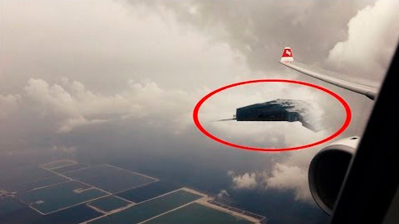 5 UFO Sightings Caught On Camera & Spotted In Real Life! | Places to