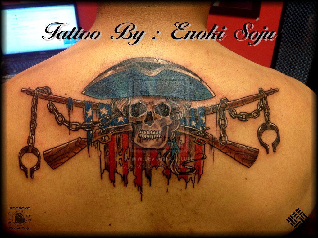 Pin On Enoki Soju S Professional Tattoo Portfolio Via Pintrest