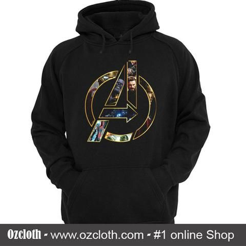 89cdaa9c9 Avengers Infinity War Hoodie in 2019 | Your Pinterest Likes ...
