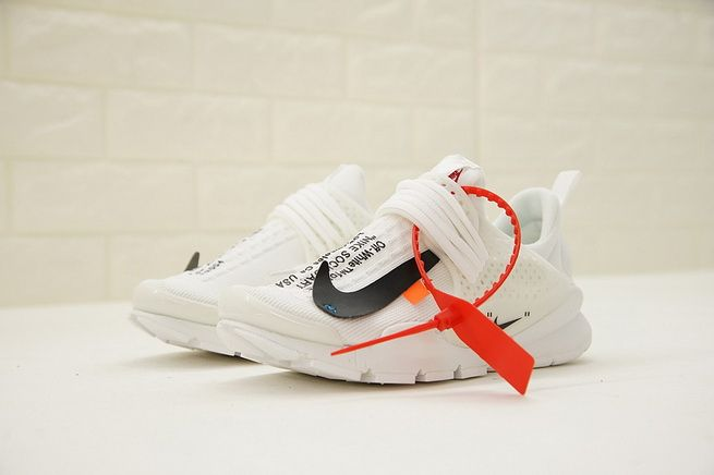 Really Cheap Virgil Abloh OFF White x Nike Sock Dart 819686 058 White Black  Running Shoe 16fe17e889