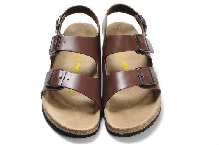 Birkenstock Milano Sandals 803 Coconut  434082f2b46