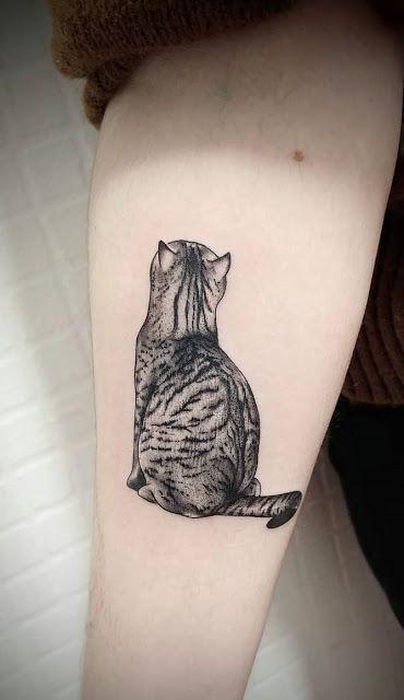 Photo of ¡97 tatuajes de gatos! – entintado. – #Inked #cat tattoo #cat tattoo
