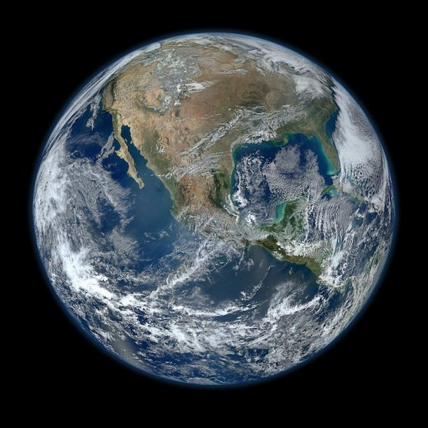 Six Things We Learned About Our Changing Climate In 2013 Earth From Space Nasa Earth Blue Marble