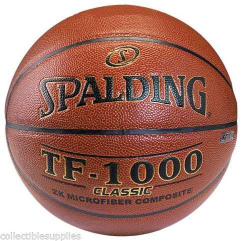 NEW SPALDING TF-1000 NFHS High School INDOOR BASKETBALL