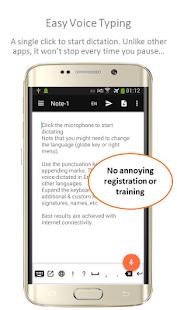 Speechnotes Speech To Text Apps on Google Play Voice