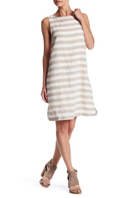 52b3eb41d7 Image of BeachLunchLounge Alina Linen Blend Dress