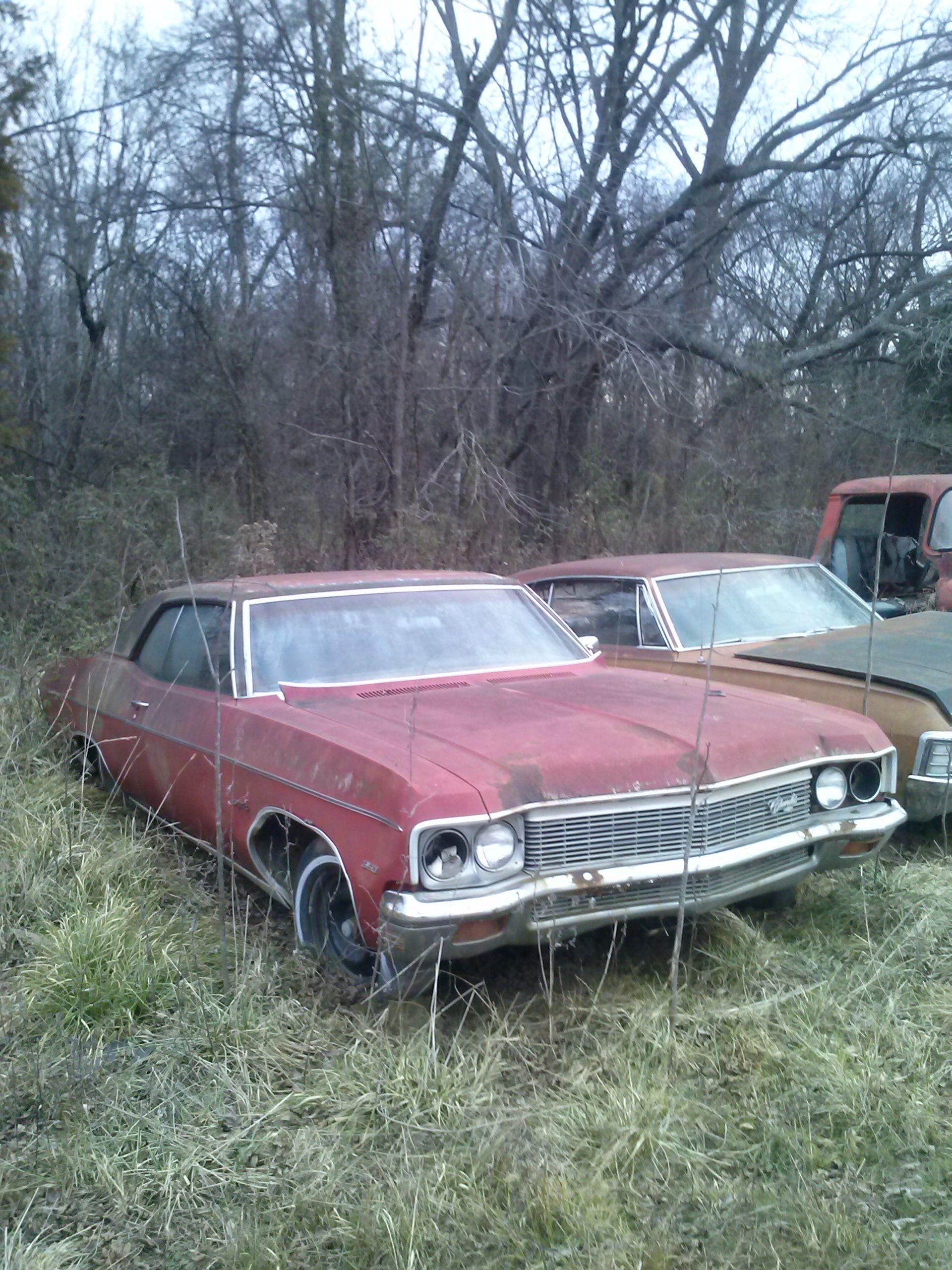 1970 And 1967 Chevy Impala Http Mrimpalasautoparts Com