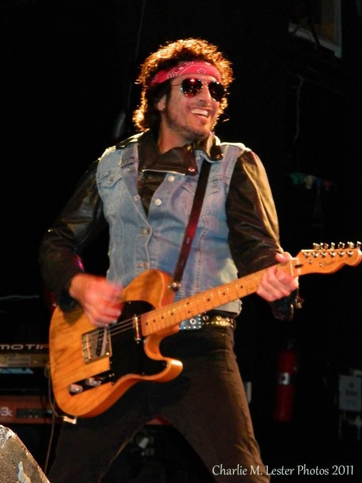 Bruce Springsteen S 1953 1954 Fender Esquire Made Of The
