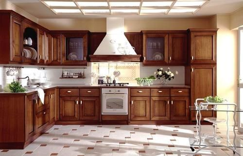 Get beautiful timeless #kitchen with modern storage #cabinets http ...