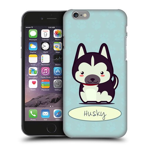HEAD CASE DESIGNS WONDER DOGS CASE COVER FOR APPLE iPHONE 6 4.7 ...