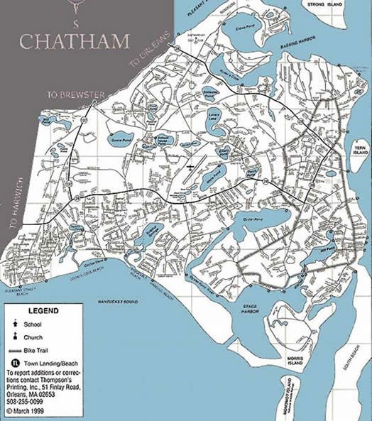 Chatham England Map.Chatham Cape Cod Childhood To Early Adulthood Memories ℳƴ