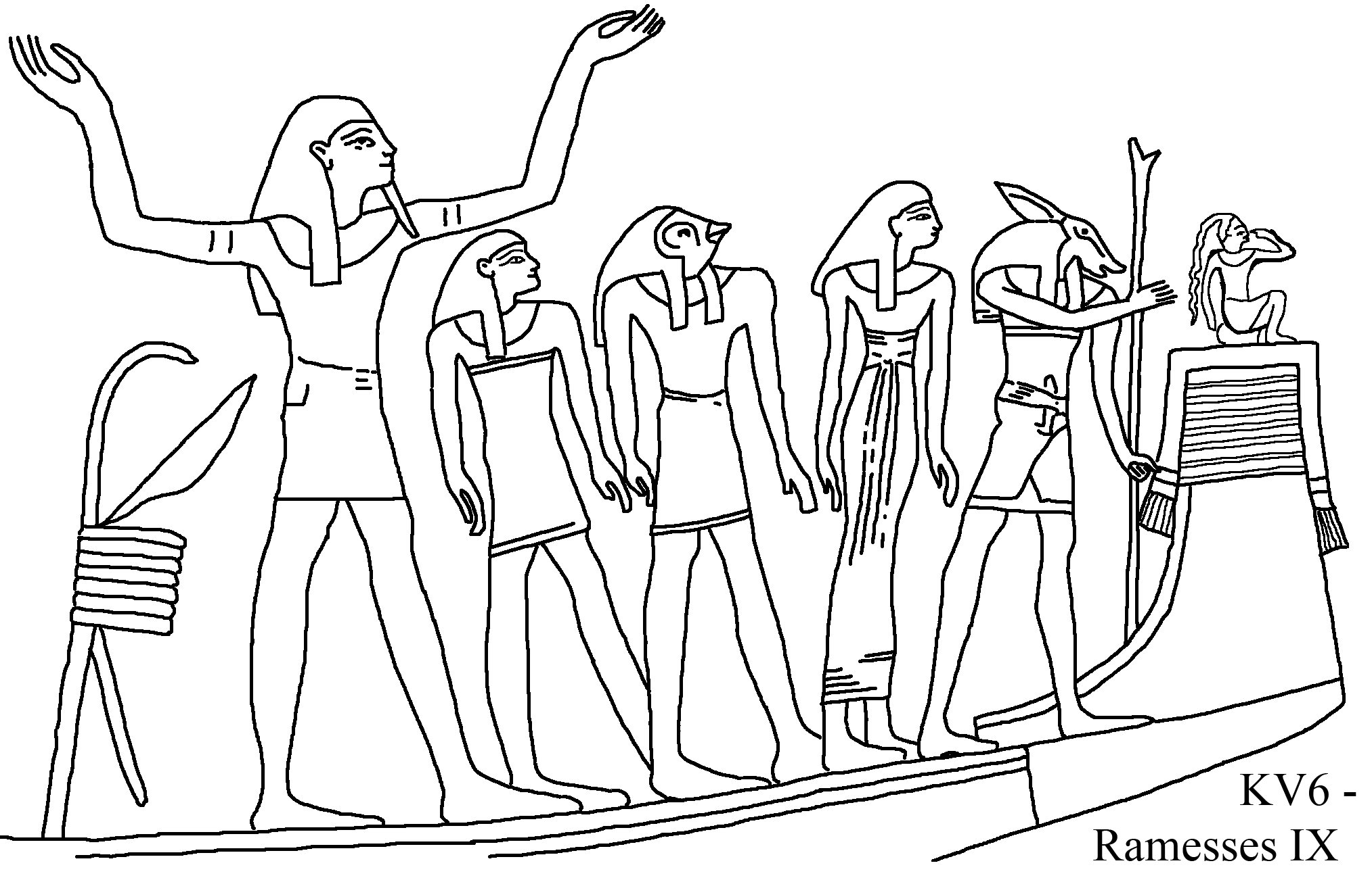 Ancient Egypt Coloring Pages Ancient Egypt Coloring Pages Pages