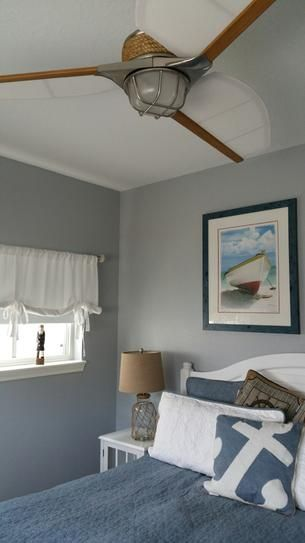 Hampton bay escape 68 in indooroutdoor brushed nickel ceiling fan hampton bay escape 68 in brushed nickel indooroutdoor ceiling fan 34314 at the mozeypictures Image collections