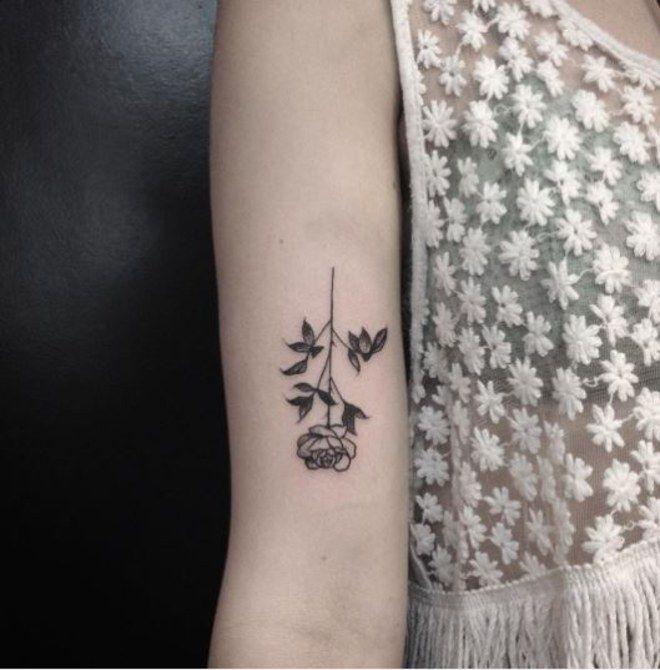 sternzeichen waren gestern jetzt sind geburtsblumen tattoos angesagt tattoo trends body. Black Bedroom Furniture Sets. Home Design Ideas
