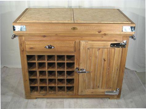 billot ilot de boucher de kercoet meuble de metier ilot de cuisine id e d co pinterest. Black Bedroom Furniture Sets. Home Design Ideas