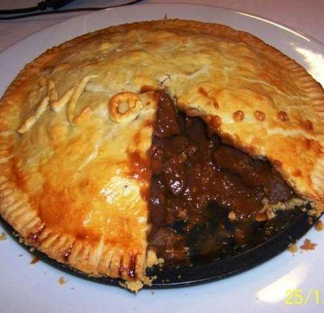 Hogmanay Steak Pie | Recipe | Steak pie, Food, Recipes