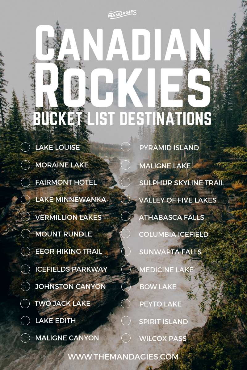 The 8 Most Amazing Photo Spots In Jasper National