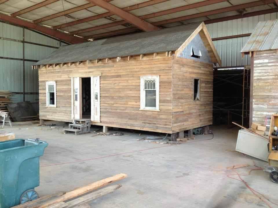 pallet sheds plans free Pallet Cabin Plans