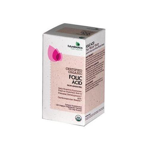 Futurebiotics Folic Acid (1x120 Veg Tablets)