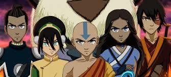 Avatar Um Grande Mestre Do Ar Avatar Avatar Aang Zuko