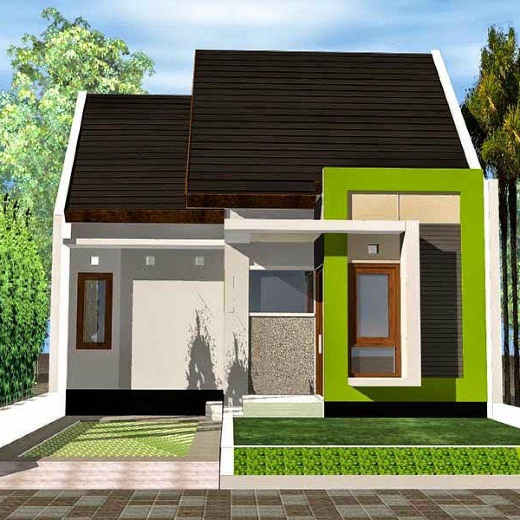 Gambar Desain Rumah Minimalis Ukuran 6x9 Cek Bahan Bangunan