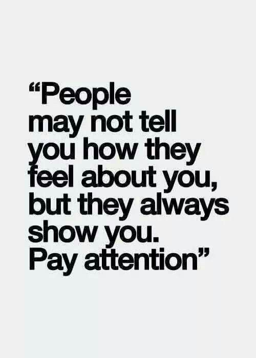 Pay Attention Words Words Quotes Words Of Wisdom