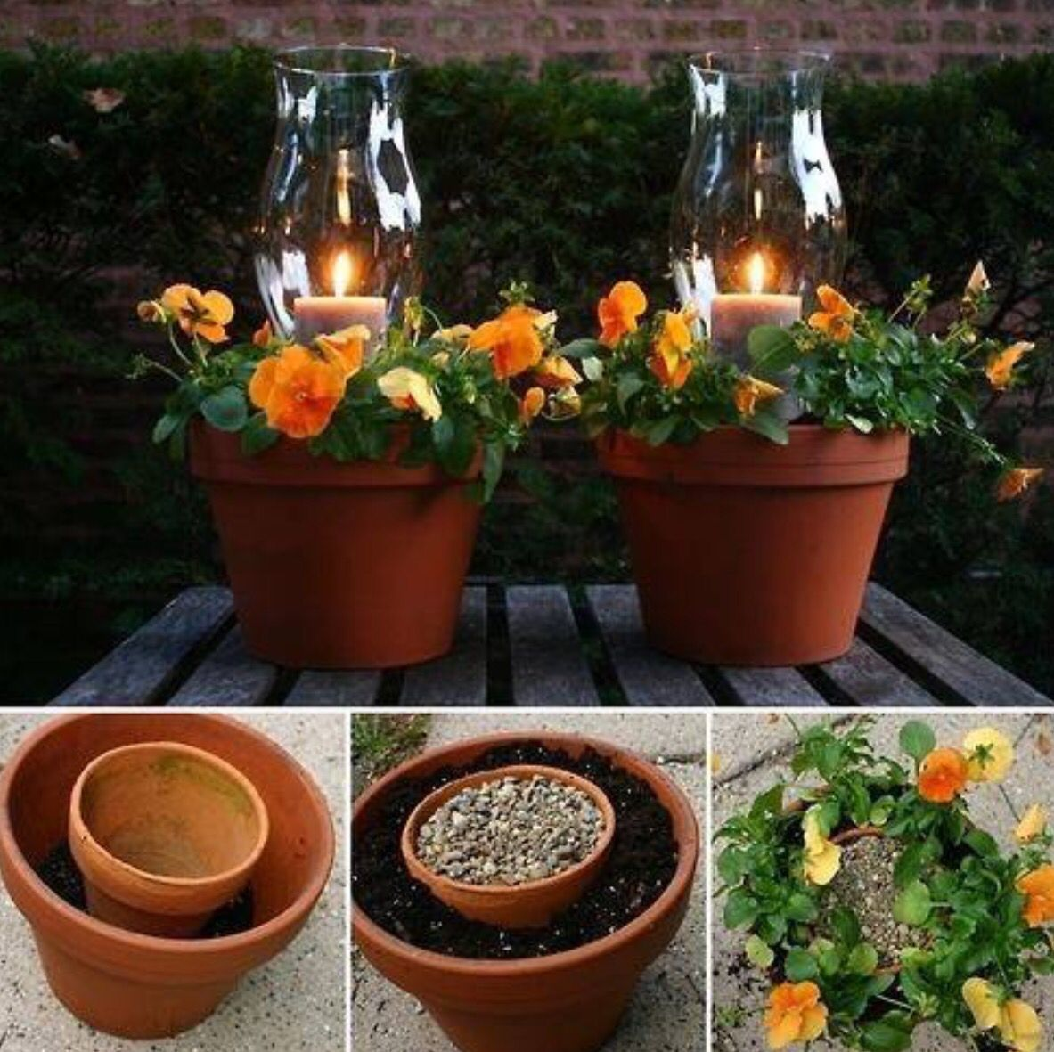 Diy Flower Gardening Ideas And Planter Projects: Pin By Lauren Carter On A R T