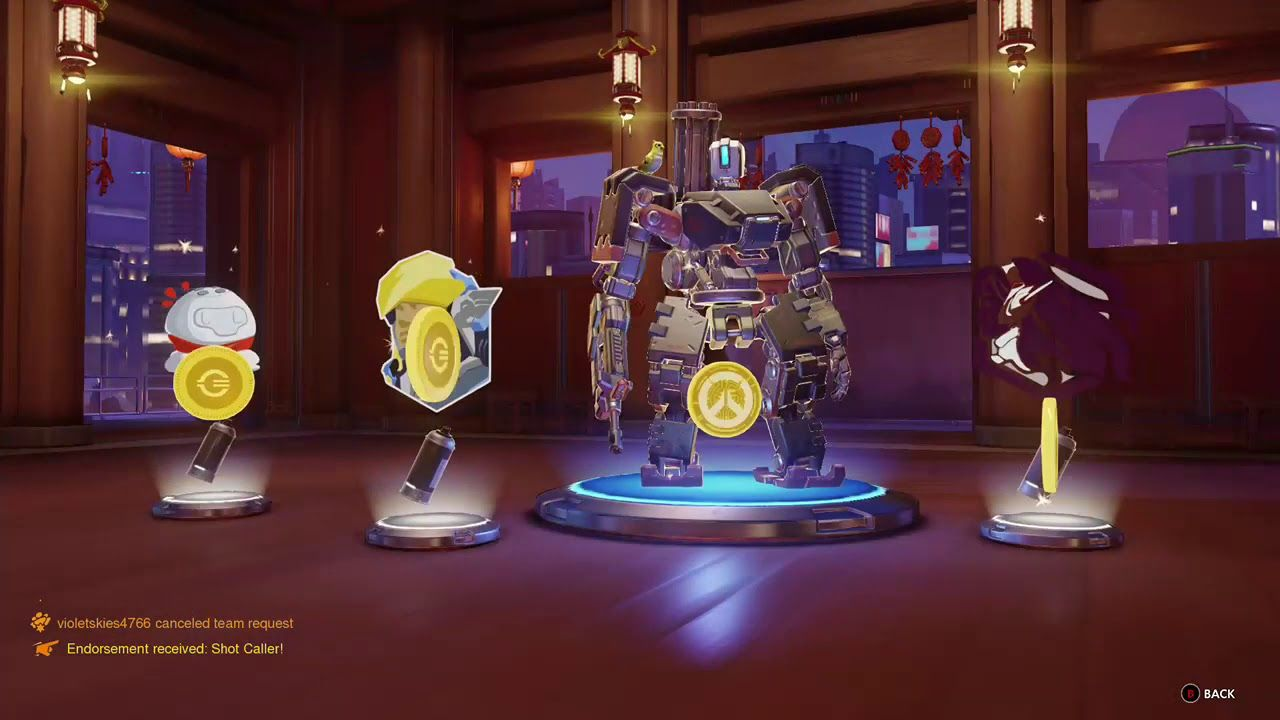Overwatch OE Lunar New Year 2020 Opening 19 Loot Boxes in