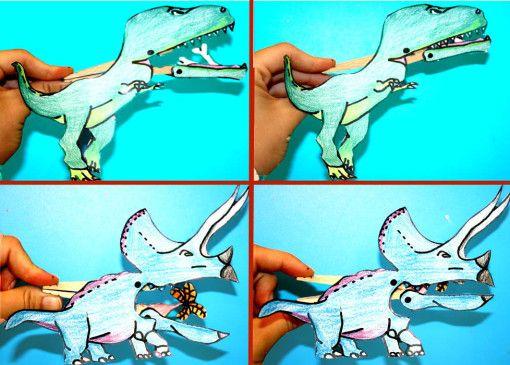 Dinosaur Diets...
