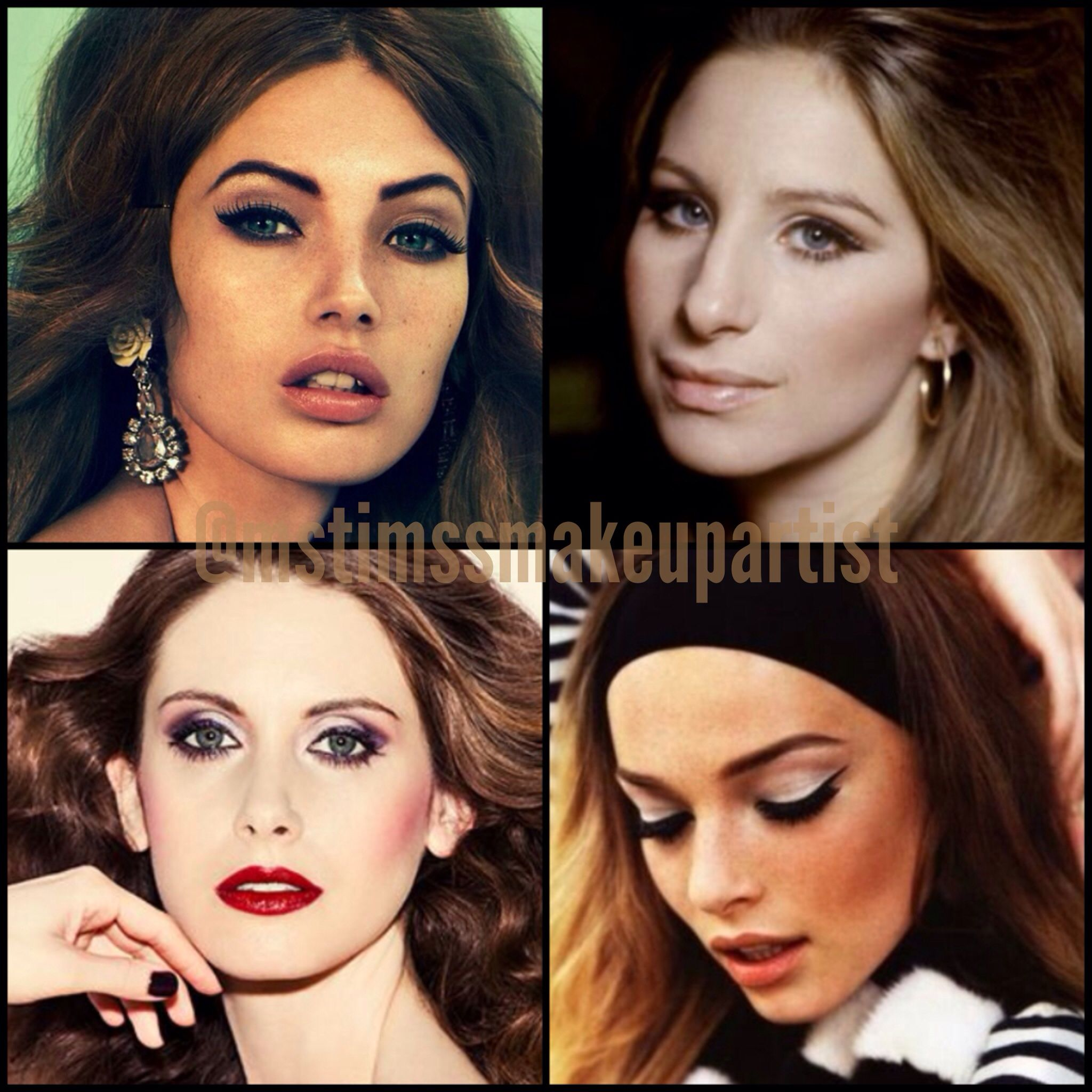 70s Makeup Inspiration With Images Bridal Makeup Wedding