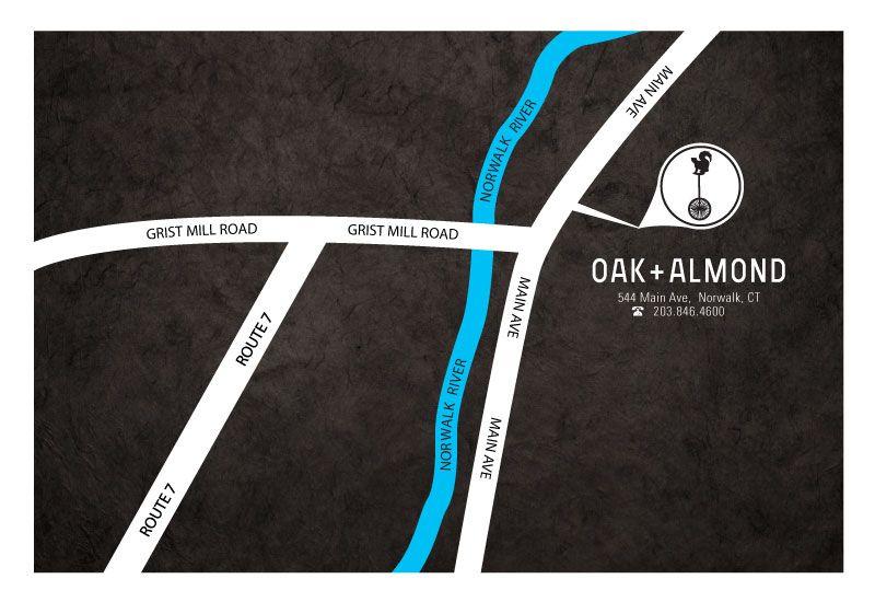 Contact us oak almond norwalk oak almond