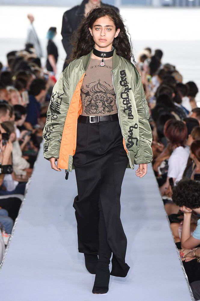Vetements Spring 2019 Menswear Fashion Show Collection ...