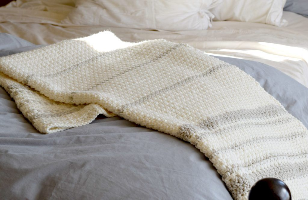 heirloom-crochet-blanket-7 | CROCHET | Pinterest | Manta, Ganchillo ...
