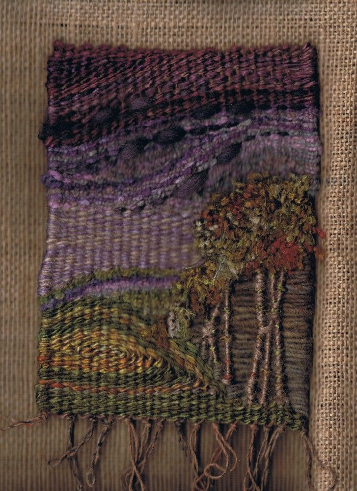 Basic Tapestry Weaving Techniques 2 Aces To Visit Pinterest