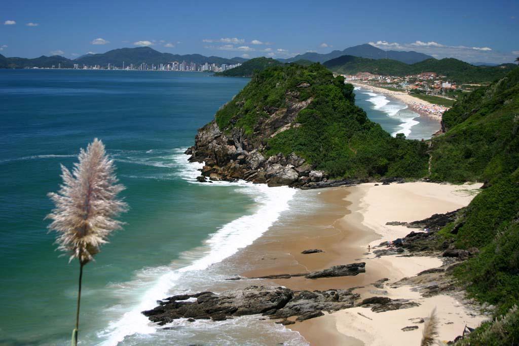 Brazil Santa Catarina Itajai Canto Do Morcego Com Imagens