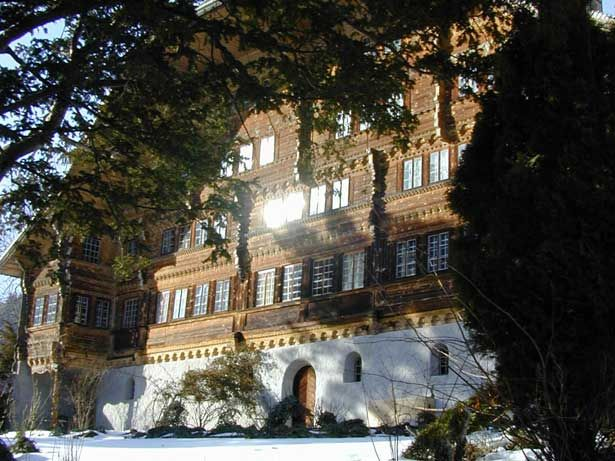 Le Grand Chalet Balthus A Rossiniere Traumhaus Haus