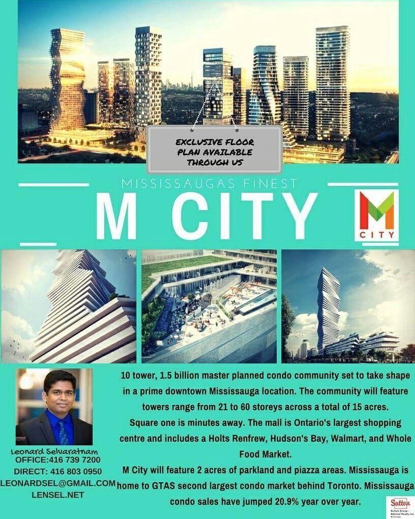 EXLUSIVE FLOOR PLAN AVAILABLE THROUGH US Mississauga Finest M City new Condo   www.lensel.net #Leonardselvaratnamh #scarborough #Toronto #RealEstate #thesix #the6 #gta #etobicoke #markham #richmondhill #vaughan #mississauga #brampton #ajax #pickering #oshawa #whitby #getrich #livethelife #follow #ownit #buyit #scarbTo #torontolife  #tdot #cntower #propertyinvestment #incomeproperty #sheridancollege #squareone #realtorsofcanada #realestateincanada #realestateflip #interiordesign #outdoorpool…