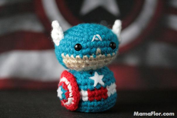 Amigurumis Personajes De Disney : Personajes tejidos a crochet amigurumi amigurumi