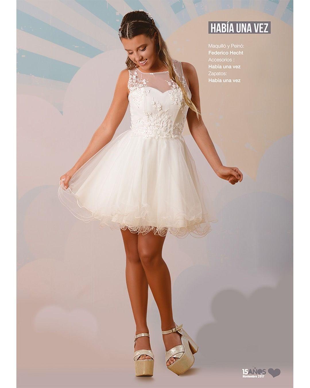 Vestidos cortos de fiesta con zapatos de plataforma