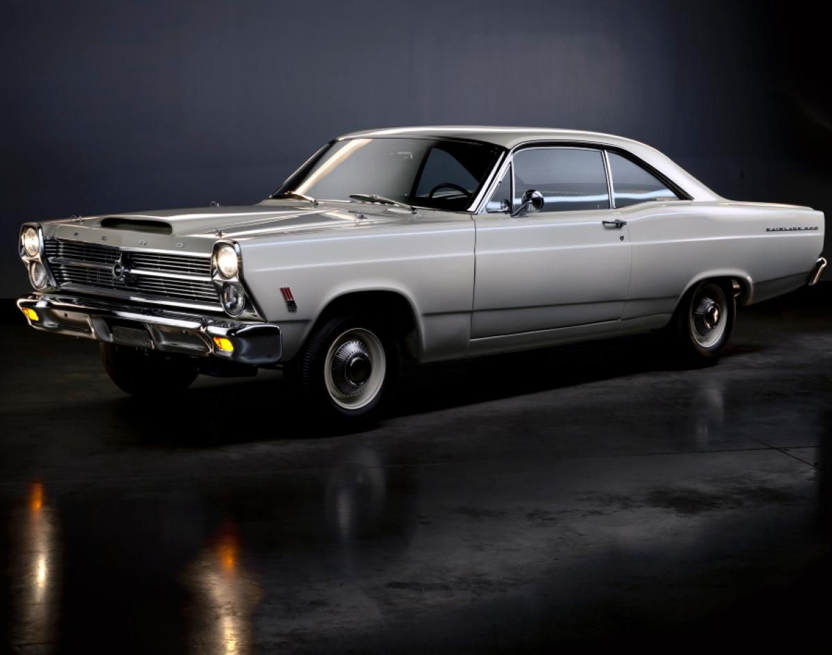 1966 Ford Fairlane 500 427 hardtop - Photos - Rarest muscle cars ...