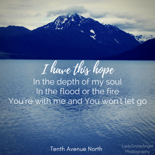 Christian song lyrics about hope