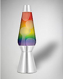 Lava Lamp 27 Inch 7 Color Rainbow Liquid Lamp Lava Lamp Cool Lava Lamps