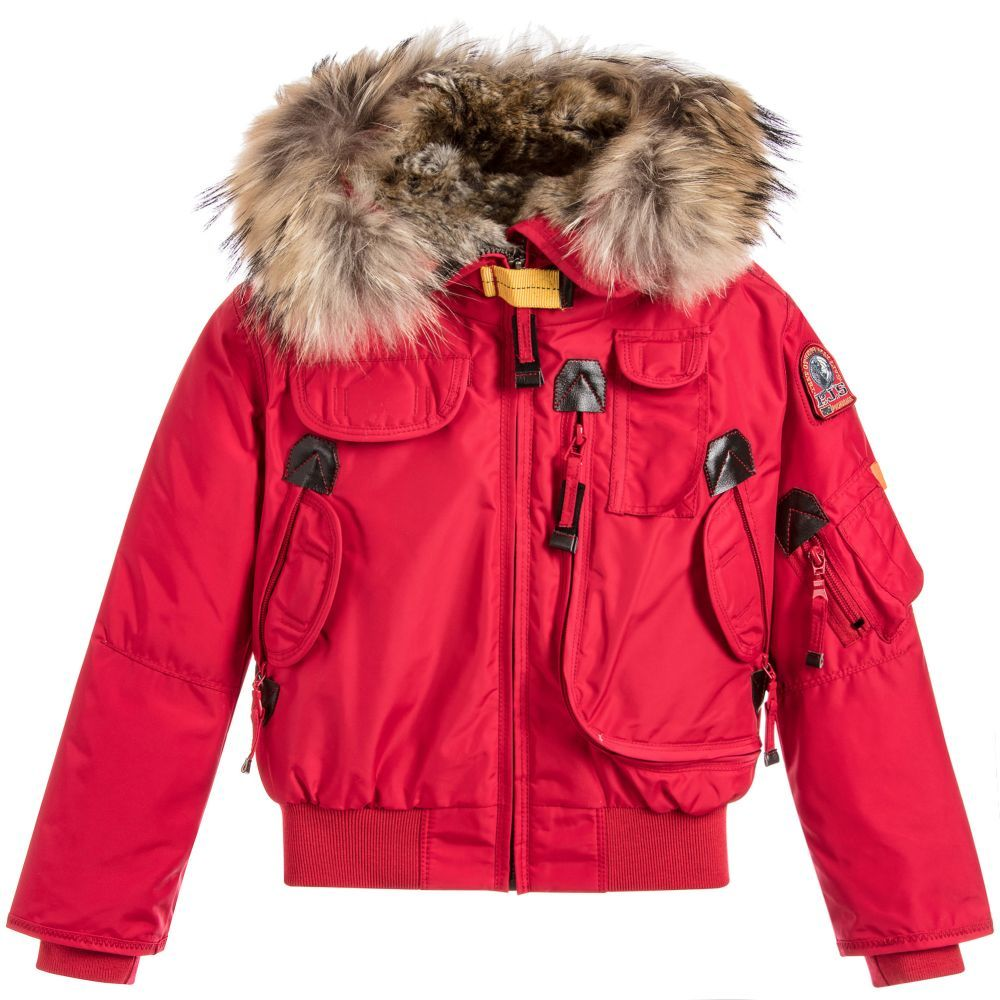 parajumpers coats for kids