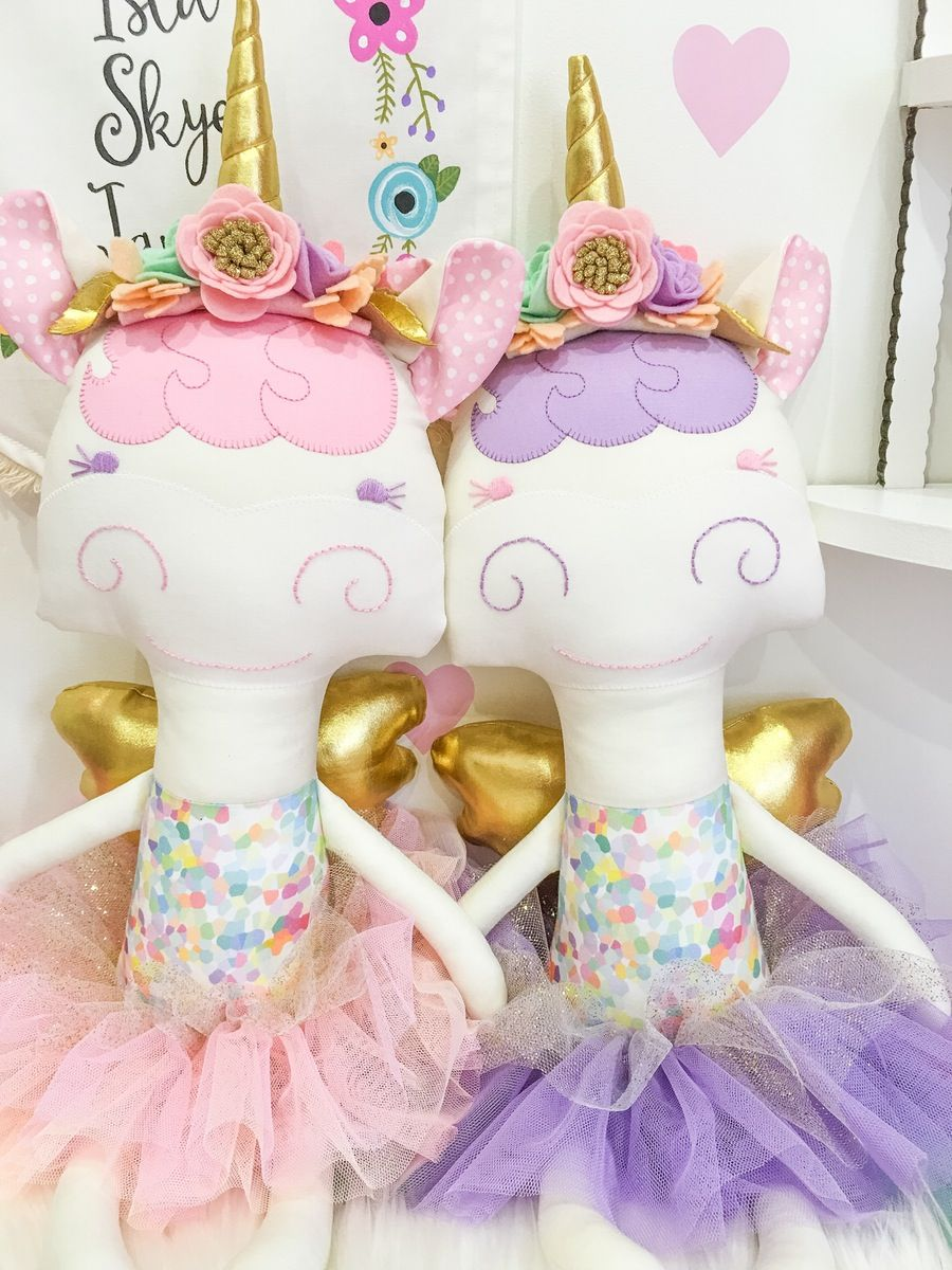Image of Special Edition || Confetti Unicorn Doll | Kids Rooms ...