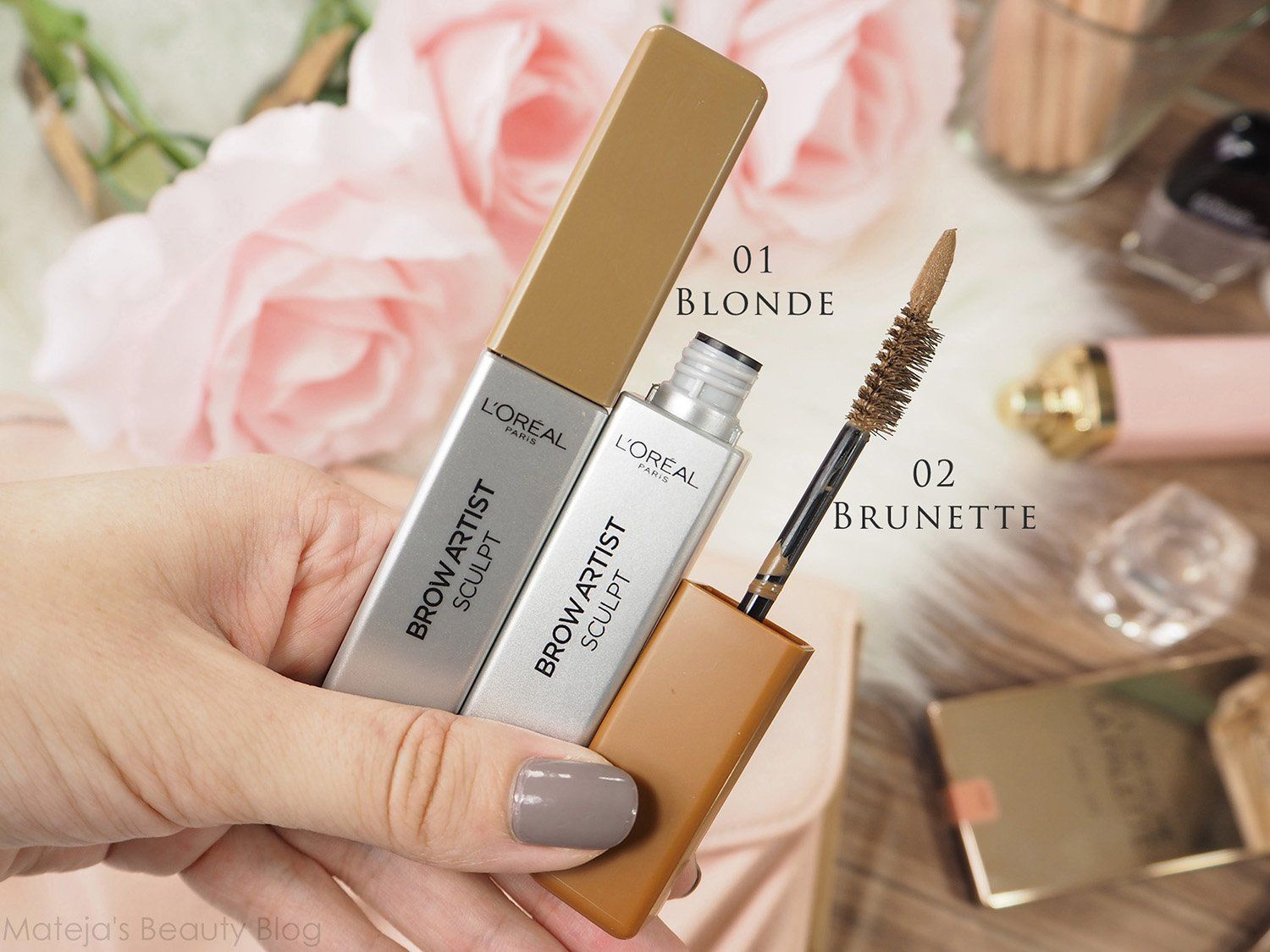 42dfc23f4b6 Brow artist sculpt-L'oreal - 4 options | lovely make-up | Brow ...