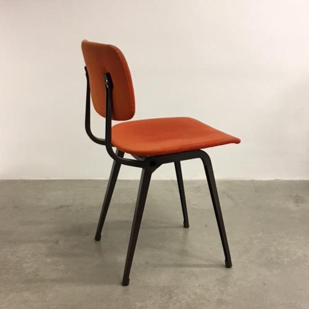 Friso Kramer Bureaustoel.Revolt Stoel Ahrend De Cirkel Friso Kramer Vintage Design