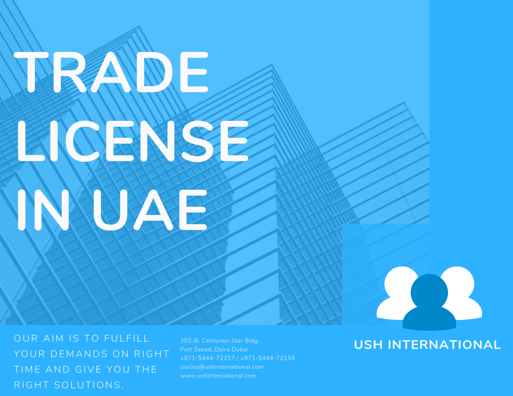 Get Professional Or Commercial License In Dubai Mainland And Start