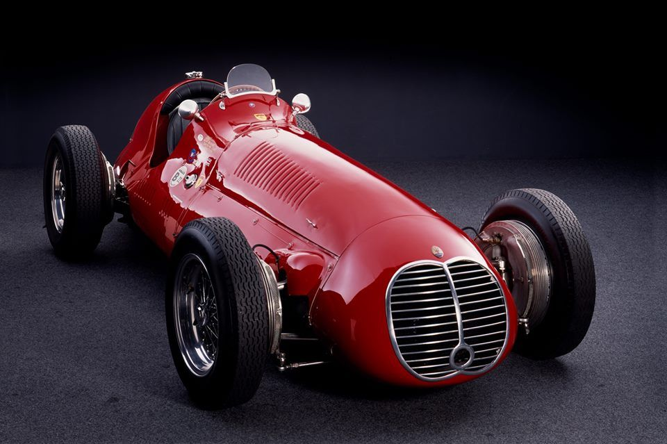 The Was A Single Seater Racer Developed By Maserati In The